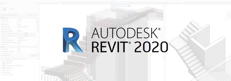 Autodesk Revit 2020 رویت