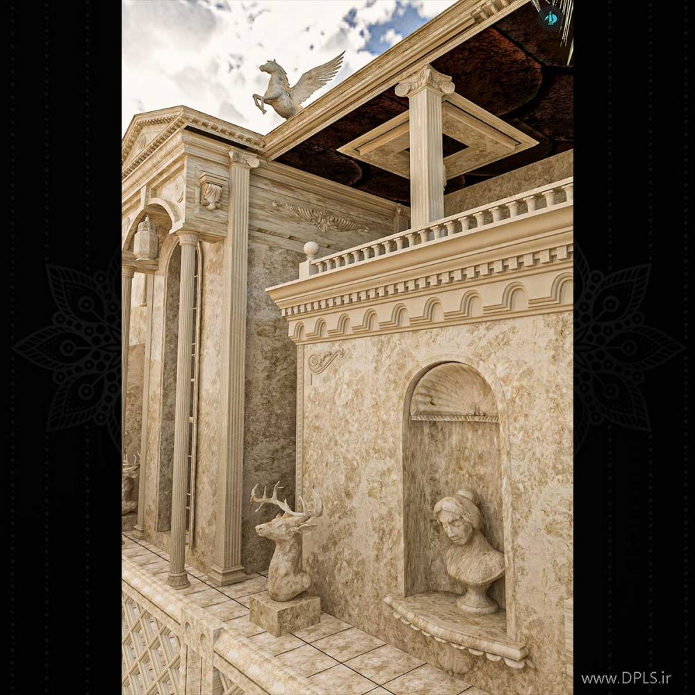 Catalog Webs3 1000x1000 - دانلود صحنه آماده نما رومی ( دیزاین پلاس اکستریور۳)