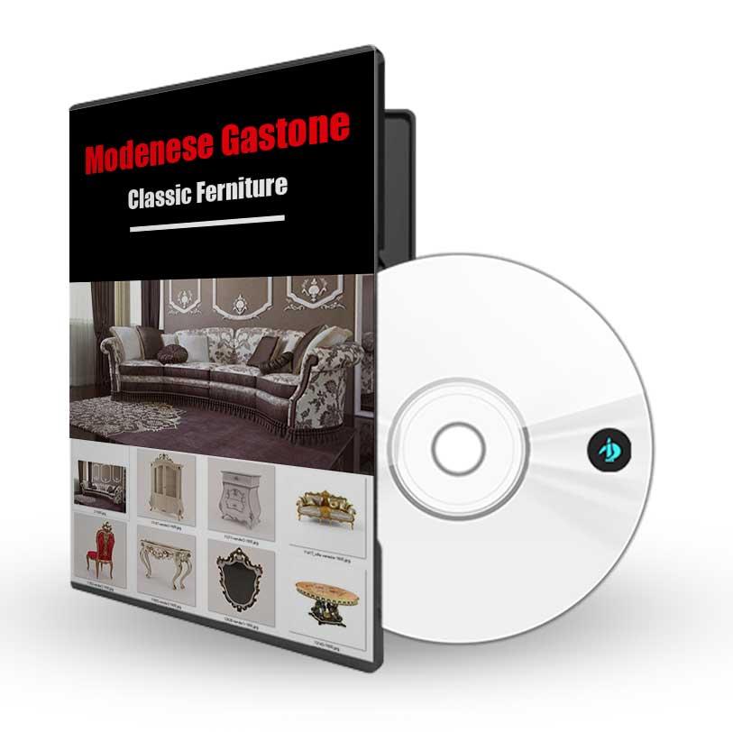 آرشیو مبلمان کلاسیک شرکت Modenese Gastone