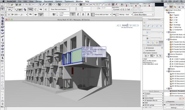 Graphisoft ArchiCAD 21 for Mac Overview - آموزش رایگان و کامل ArchiCAD به زبان فارسی
