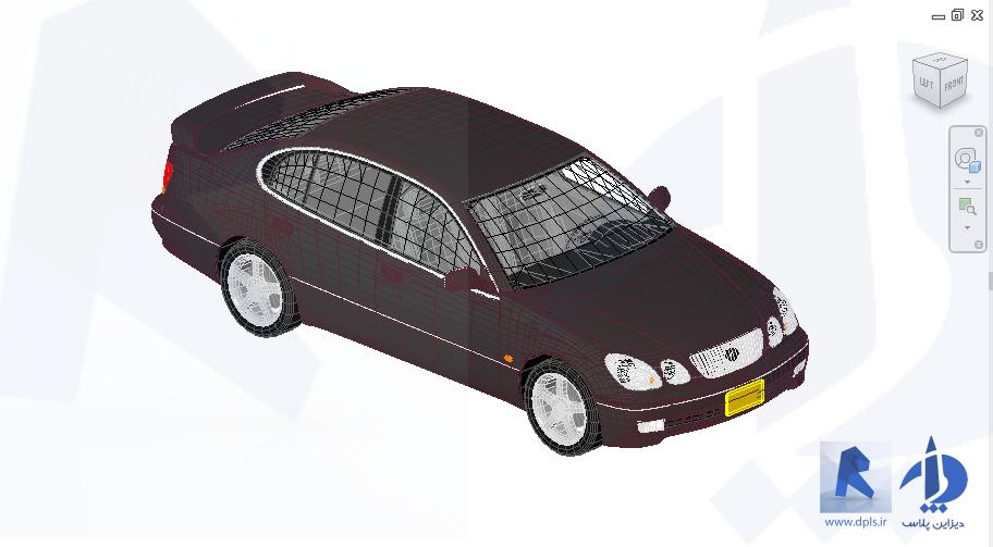 Lexus Gs 300 6102 - رویت