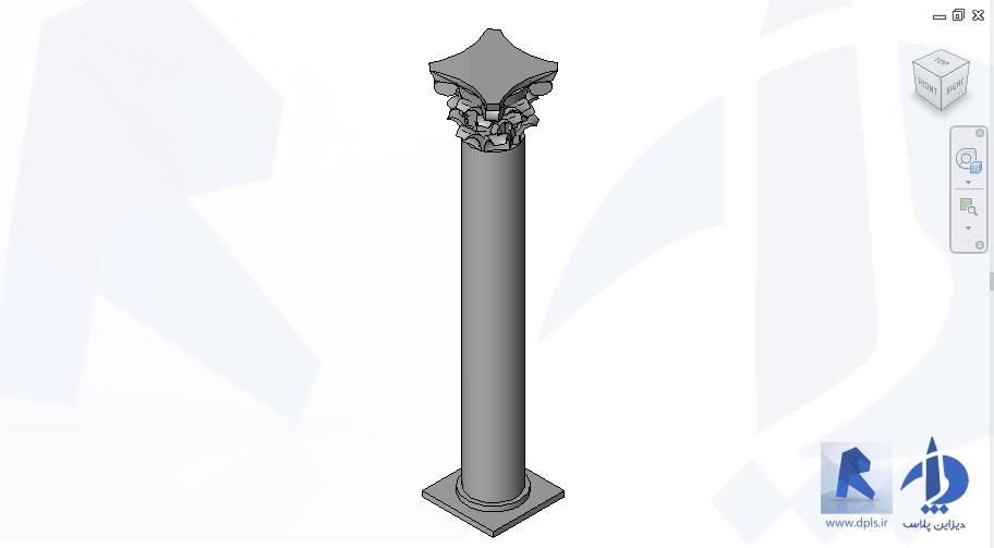 M Corinthium Column - رویت