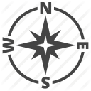 North Element www.dpls .ir 1 - دانلود ۵۰ مدل علامت شمال png برای استفاده در شیت بندی