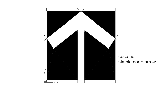 North Element www.dpls .ir 43 - دانلود ۵۰ مدل علامت شمال png برای استفاده در شیت بندی