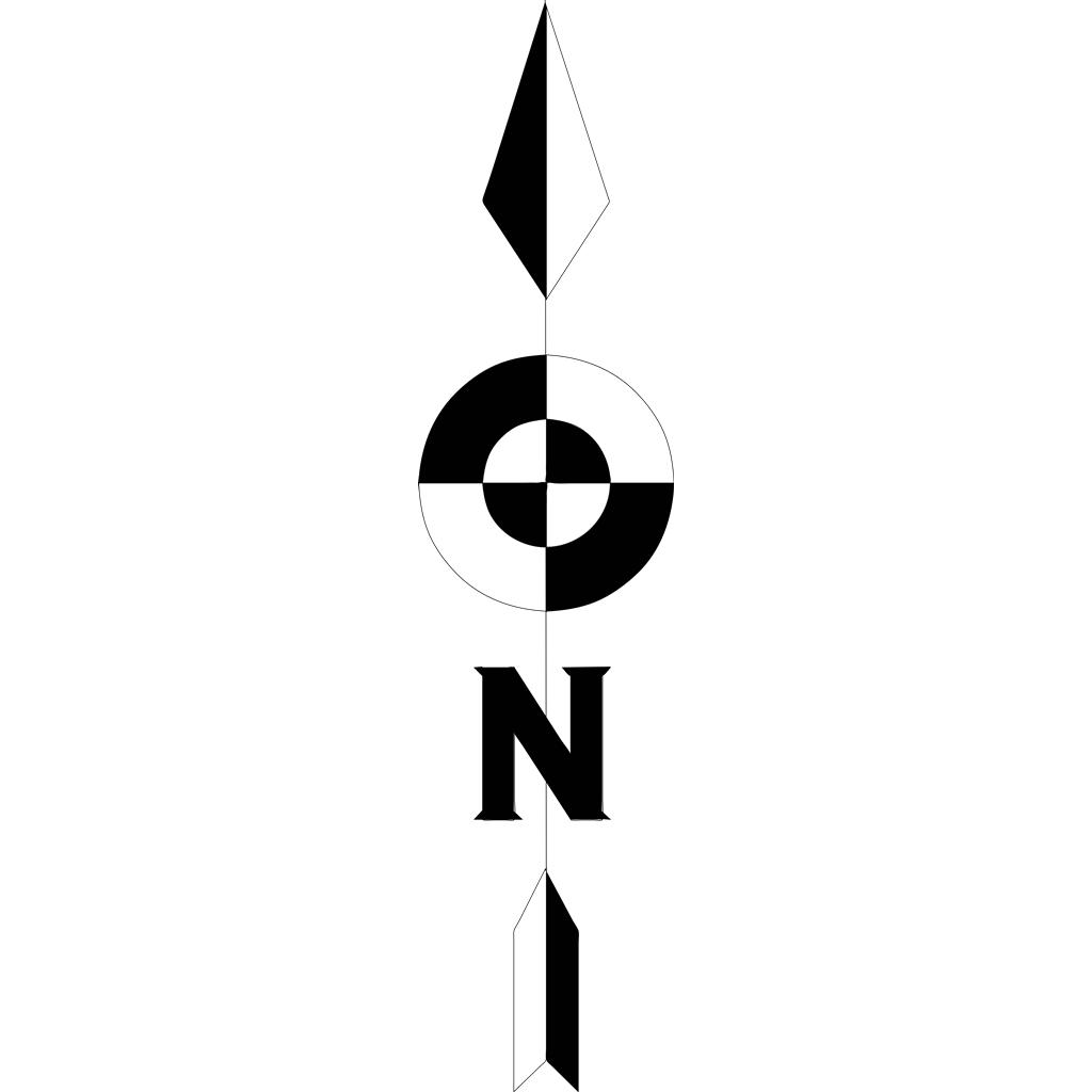 North Element www.dpls .ir 48 - دانلود ۵۰ مدل علامت شمال png برای استفاده در شیت بندی