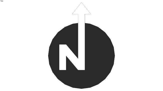 North Element www.dpls .ir 5 - دانلود ۵۰ مدل علامت شمال png برای استفاده در شیت بندی