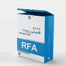 دانلود هشت هزار آبجکت و فمیلی رویت با فرمتRfa