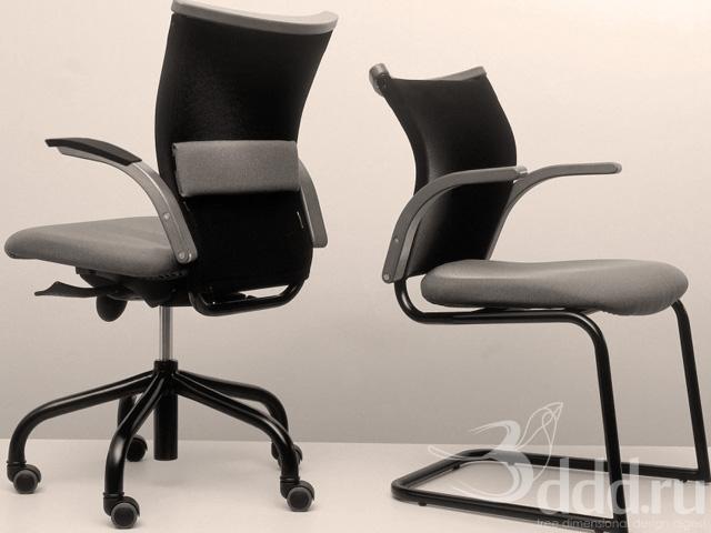 Roberto Lucci Paolo Orlandini Rete Armchairs - آبجکت سه بعدی صندلی اداری roberto-lucci-paolo-orlandini-rete-armchairs