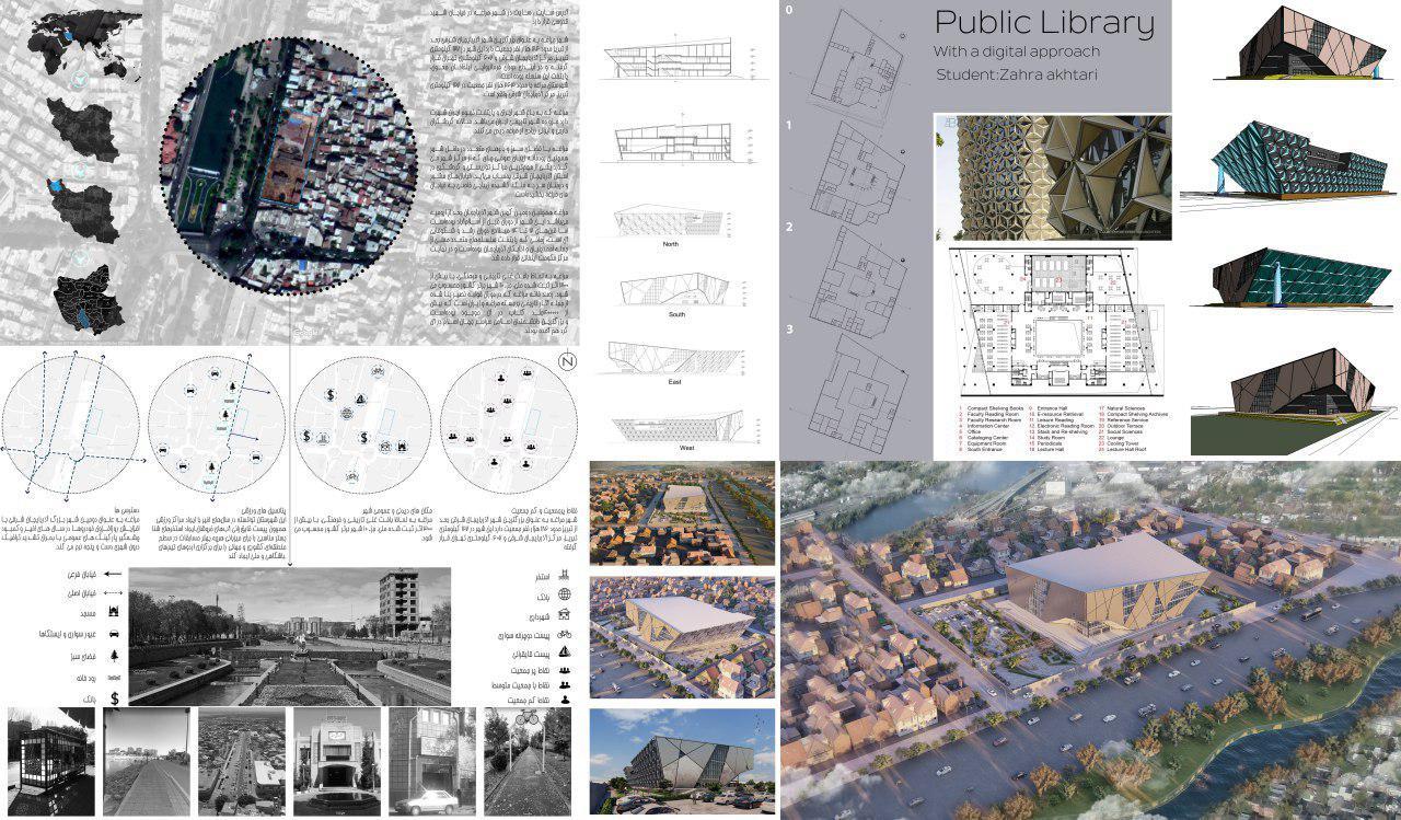 دانلود رایگان پروژه کتابخانه دیجیتال