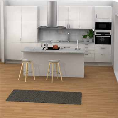Showcase Marbodal Kitchen with island Kitchen Type05 2 - دانلود ها