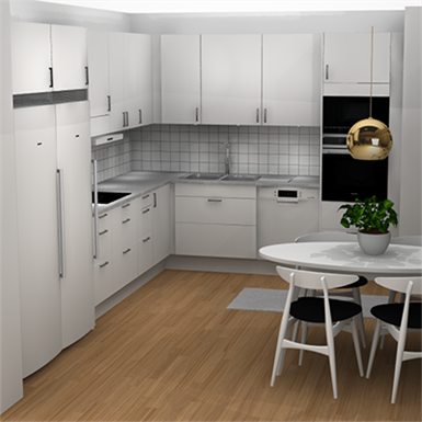 Showcase Marbodal L Shaped Kitchen Kitchen Type02www.dpls .ir 2 - دانلود ها