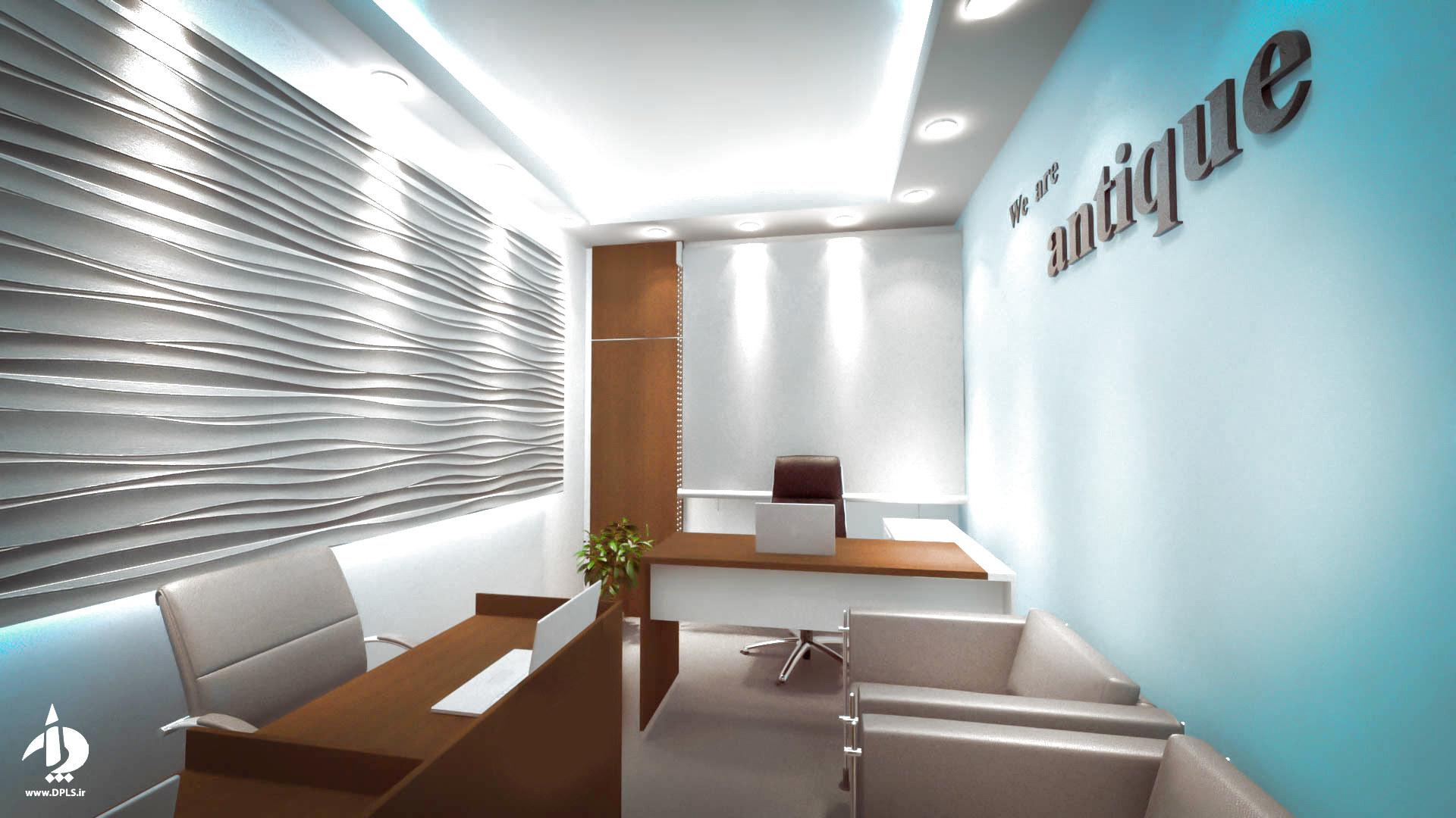 b4 - طراحی داخلی شرکت حمل و نقل سما مروارید آسیا