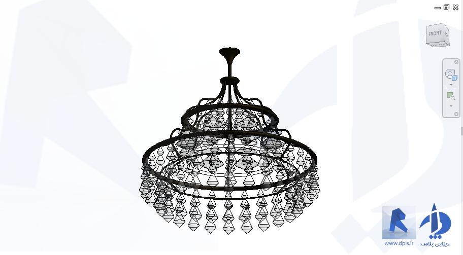 chandelier 8223 - رویت
