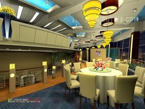 سه بعدی فضاهای داخلی اداری